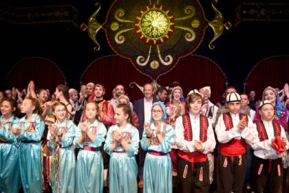 ''Dünya Dans Günü'' Avcılar'da coşkuyla kutlandı