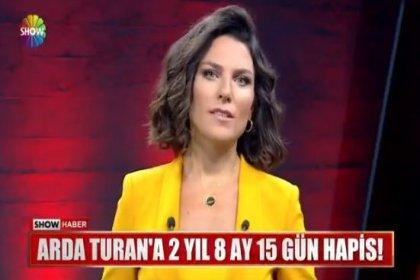 Ece Üner'den Arda Turan'a tepki: Madem Arda Turan bizim yerimize manşet atmış biz de onun yerine gol atalım