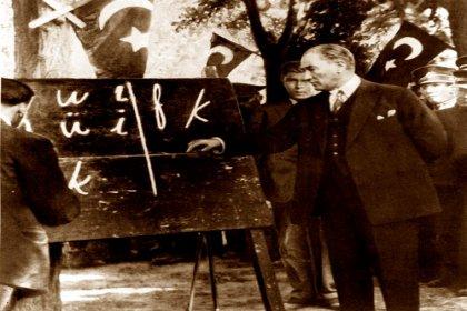 Eğitim İş: Dilimiz, birliğimiz ve bağımsızlığımızın simgesidir