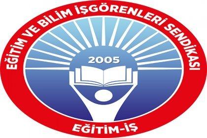 Eğitim İş: Ülkemiz, AKP iktidarının laikliğe ve cumhuriyet devrimlerine karşı antidemokratik uygulamaları ile karşı karşıyadır