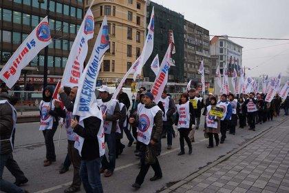 Eğitim İş'ten 'Gezi' mesajı: Sorumluluğumuz, halkın direnişle açtığı bu yolda yürümektir