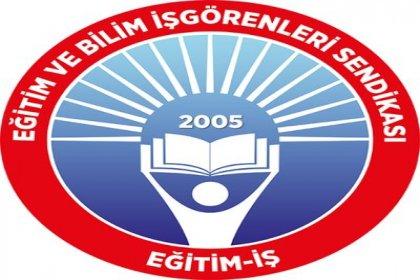 Eğitim İş'ten 'Öğretmen Okulları'nın 171. kuruluş yıl dönümüne ilişkin açıklama