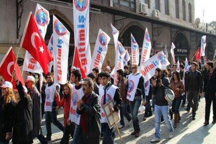 Eğitim İş'ten 10 Aralık mesajı: Gasp edilen haklar için kutlama değil, mücadele gerekir
