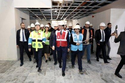 Ekrem İmamoğlu 15'inci ilçe ziyaretini Başakşehir'e yaptı: Derdimiz 39 ilçeyi yerinde dinlemek