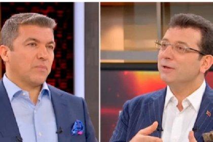 Ekrem İmamoğlu, 22 Mayıs'da İsmail Küçükkaya'ya konuk olacak