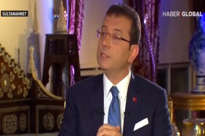 Ekrem İmamoğlu: AK Parti randevu vermedi