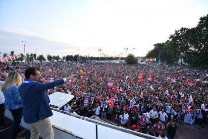 Ekrem İmamoğlu: Benim hesap vereceğim 16 milyon İstanbullu var
