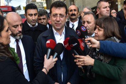 Ekrem İmamoğlu: Büyükşehir Belediyesi'nden bir sürü ihbar alıyoruz; dosya kaçıranlar, odasını toplayanlar…