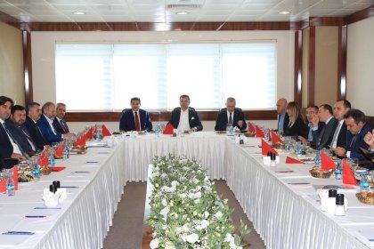 Ekrem İmamoğlu Esenler Belediyesi'ni ziyaret etti: Başkanların gözünden Büyükşehir Belediyesi'nin faaliyetlerini dinleyeceğiz