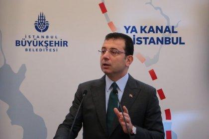 Ekrem İmamoğlu: Kanal İstanbul güzergahındaki arsa hareketi 30 milyon metrekareyi bulmuş, en büyük araziler 3 Arap şirketine ait