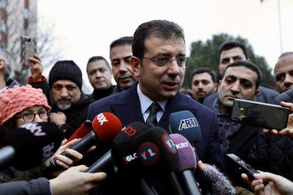Ekrem İmamoğlu Kanal İstanbul'a itiraz dilekçesini verdi: 'İsteseniz de istemesiniz de yaparım' deyince kimse korkmuyor