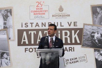 Ekrem İmamoğlu: Mustafa Kemal Atatürk'ün emaneti Cumhuriyet'imizi daha da geliştirerek ileriki yıllara taşıyacağız