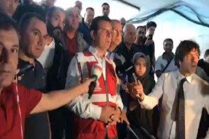 Ekrem İmamoğlu: İstanbul'un alt yapısını tümüyle gözden geçireceğiz
