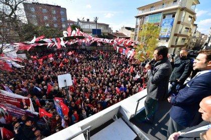 Ekrem İmamoğlu son mitingini Beşiktaş'ta yapacak