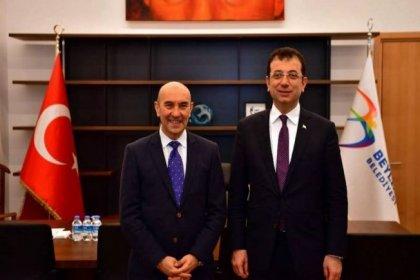 Ekrem İmamoğlu ve Tunç Soyer'in İzmir buluşması ertelendi