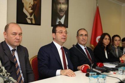 Ekrem İmamoğlu'ndan Bakan Turhan'a 'Kanal İstanbul' yanıtı: Halk İstanbul'a faydası olmayan bütün anlaşmaları 23 Haziran'da iptal etti