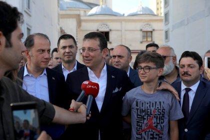Ekrem İmamoğlu'ndan İETT Genel Müdürü Ahmet Bağış'la ilgili açıklama