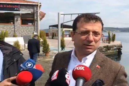 Ekrem İmamoğlu'ndan Mevlüt Uysal açıklaması: Talihsizlik