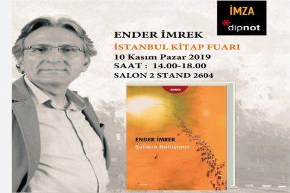 Ender İmrek'in 'Şafakta Buluşuruz' romanı okurla buluşuyor