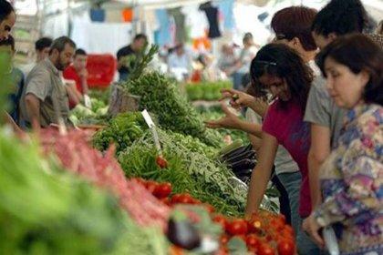 Enflasyon tırmanıyor: Yılın ilk 9 ayında gıda fiyatları yüzde 31.9 oranında arttı