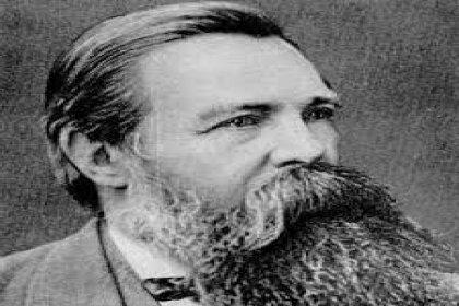 Engels 199 yaşında!