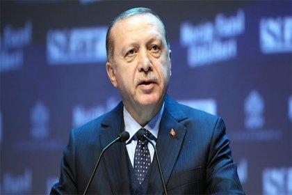 Erdoğan AKP'lilere seslendi: Ayrılıklar, kampanyalar içerisine girenler olabilir