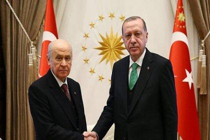 Erdoğan, Bahçeli'yle görüşecek
