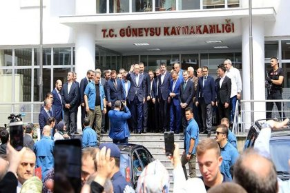 Erdoğan: Bu yıl turizmde patlama olacak