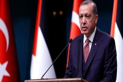 Erdoğan: 'Bugün bize silah ambargosu uygulayanlar o günlerde eli kanlı teröristleri silaha boğmuştur'