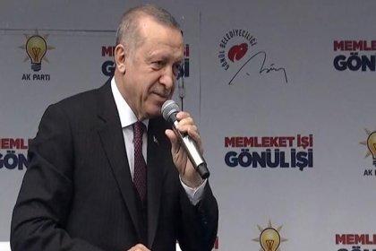 Erdoğan: Bunlar yatıp kalkıp kumarla meşguller
