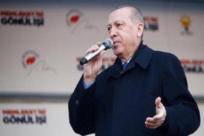 Erdoğan: Cumhurbaşkanı 'HDP'ye oy verenler teröristtir' dedi diyorlar. Benim ağzımdan hiç böyle şeyler duydunuz mu?