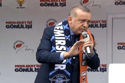 Erdoğan: Ezana sahip çıkmayan, düşman kapımıza dayandığında onları alkışlar