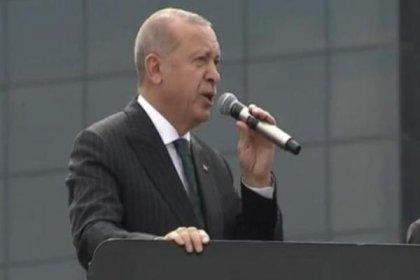 Erdoğan: İmamoğlu seçilse bile vitrin süsü olarak görev yapacak