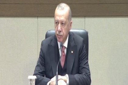 Erdoğan: İstanbul'daki seçimlerin bütünü usulsüz