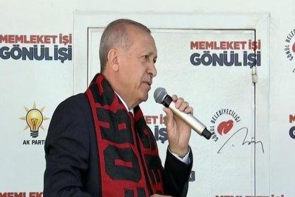 """Erdoğan: Keban Barajı yapılırken o CHP zihniyeti """"Kurbağalara göl mü yapacaksınız?"""" diyordu"""