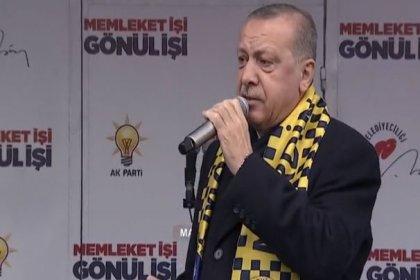 Erdoğan'dan Meral Akşener'e: Sen ne utanmazsın, utan utan...