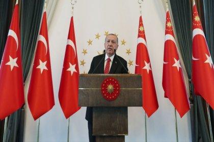 Erdoğan: Millet bahçeleri betonlaşmaya karşı bir çıkış