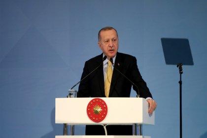 Erdoğan: Müslümanlar kendi aralarında zekat müessesesini çalıştırmıyor