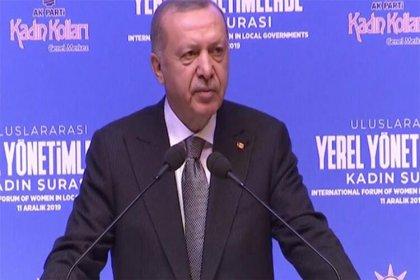 Erdoğan: Nobel, terör örgütlerinin yanında yer alan bir örgüttür