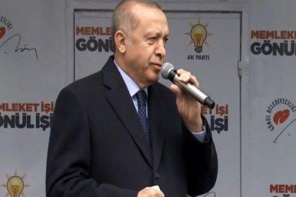 Erdoğan: S&P şöyle demiş böyle demiş hiç aldırmayın, onlarınki siyasi açıklamalar