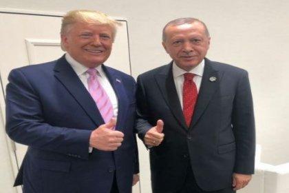Erdoğan, Trump, Putin ve Macron'la bir araya geldi!