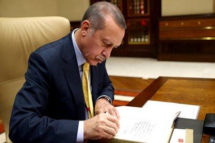 Erdoğan'dan 19 Mayıs genelgesi