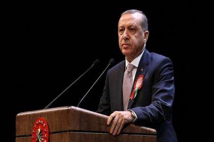 Erdoğan'dan '29 Ekim' mesajı: 'Milli birlik ve beraberliğimizi bozmaya yönelik her türlü fitne sergileniyor'