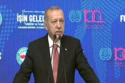 Erdoğan'dan 'Financial Times'a: 'Ya sen ne yazarsan yaz'