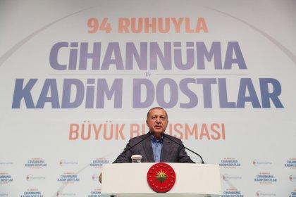 Erdoğan'dan İmamoğlu'na: Ordu valimizden özür dilemedikçe böyle bir makama gelemez