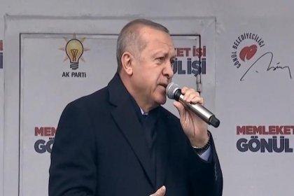 Erdoğan'dan Kılıçdaroğlu'na: 35 milyar nereye gitti' diyor; güya bizi sıkıştıracak sen kimi sıkıştırıyorsun ya...