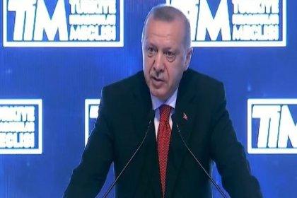Erdoğan'dan Macron'a: Fransa Cumhurbaşkanı aramalardan çekilmemizi istiyor, biz garantörüz; sen kimsin?