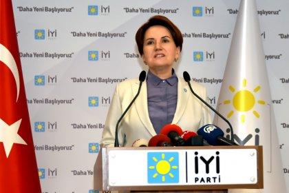 Erdoğan'ın 'ittifak paylaşımı'na Meral Akşener'den tepki: 'Bu dil, kirli bir ittifakı aklama çabasıdır'