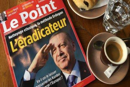Erdoğan'ın şikayetçi olduğu Fransız gazeteci: Bu bir diktatör refleksi. Onu eleştirebileceğimizi anlamıyor