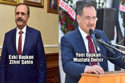 Eski AKP'li başkanın personel maaşına yaptığı zammı yeni AKP'li başkan geri aldı!